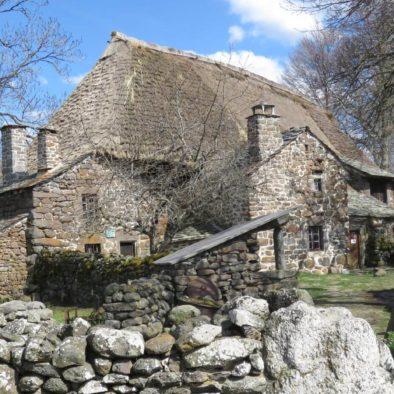 Moudeyres village