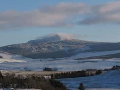 Le Mont Mézenc