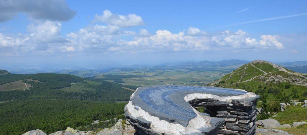 Du haut du mont Mezenc
